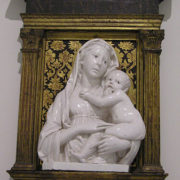 Virgin with Child, 1450, Bode Museum, Berlin