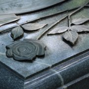 Rose - Symbolic sculpture