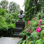 Russian writer Ivan Turgenev