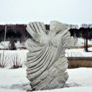 The birth of Spring. 2009, Levon Tokmadjan, Armenia, marble