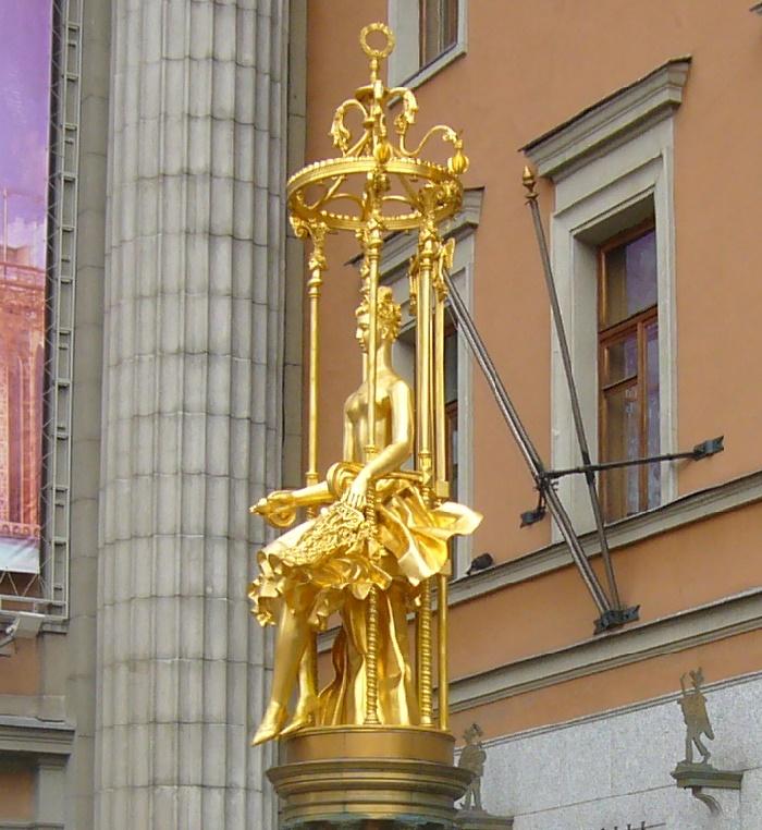 Turandot sculpture