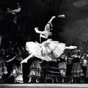 Don Quixote. Olga Lepeshinskaya as Kitri