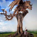 Fabulous Frog Princess monuments reveal