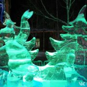 Ice sculpture. Photo Renat Gilmanov, Old Surgut