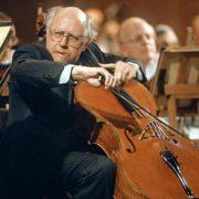 Mstislav Leopoldovich Rostropovich was an outstanding cellist, pianist, conductor, and public figure