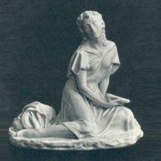 O.V. Lepeshinskaya - Cinderella. Porcelain, 1955