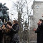 Vladimir Putin monuments and sculptures