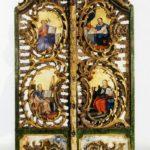 Perm Gods Wooden Sculpture