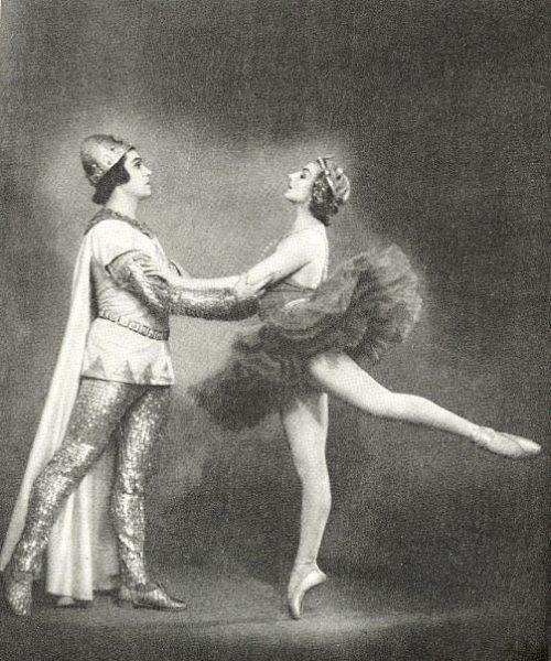 Raymonda with Konstantin Sergeyev