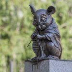 Monument to Laboratory Mice