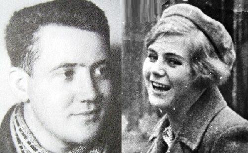 Yuri Dvuzhilny and Vera