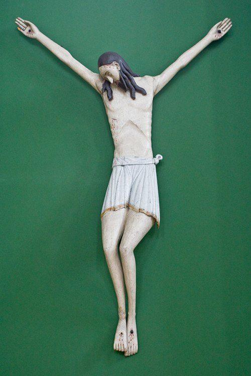 Crucifixion. Solikamsk