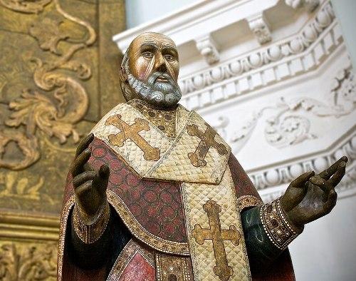 St. Nicholas the Wonder worker