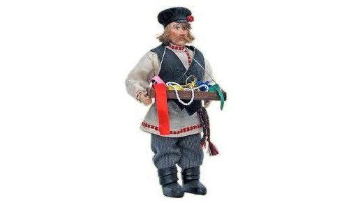 A doll, Ofenya, or Korobeinik