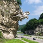 Uastyrdzhi unique rock monument in North Ossetia