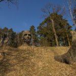 Monument to the drowned - Kolokshinsky Istukan