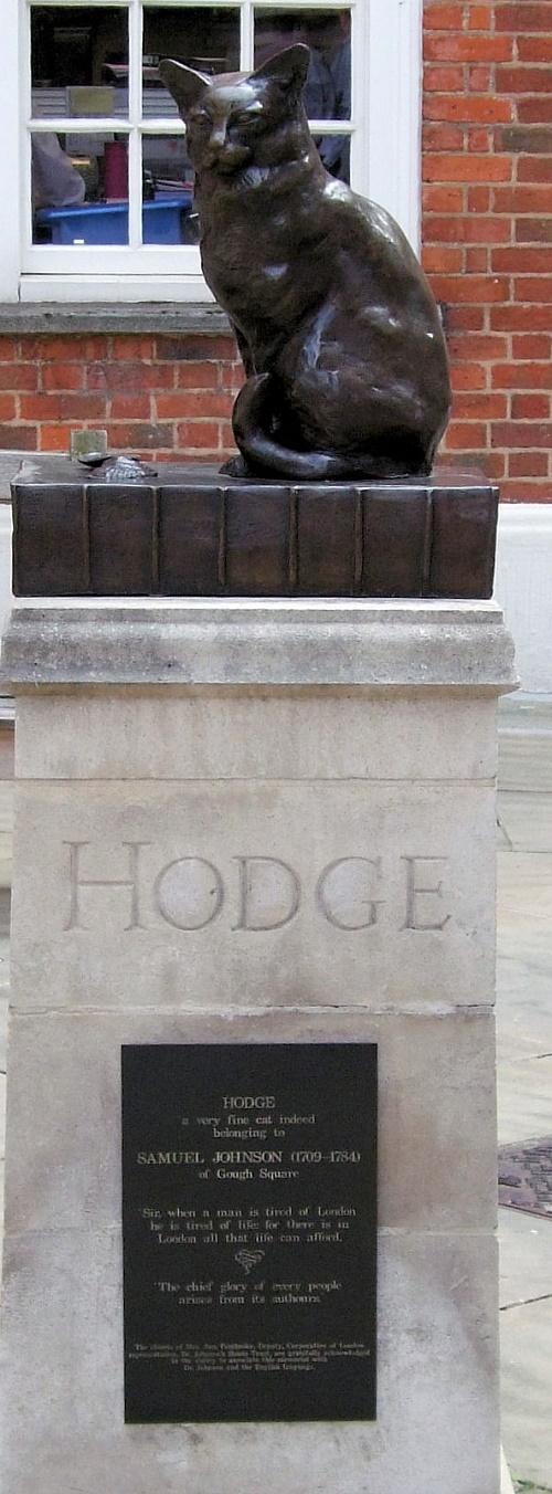 Hodge. London