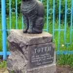 Faithful Dog Monument