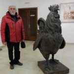 Rooster monuments worldwide