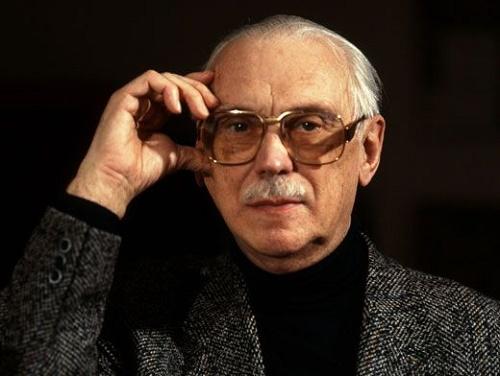 Soviet writer Sergei Mikhalkov