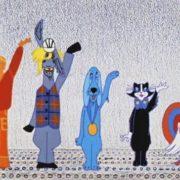 USSR cartoon The Bremen Town Musicians