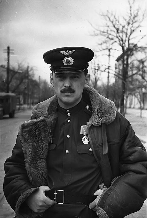 Young Sergei Mikhalkov