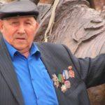 Philanthropist Asgat Galimzyanov monument in Kazan