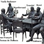 Famous Russian Samovar monuments