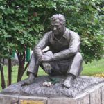 Monument to Tarkovsky, Shukshin and Shpalikov