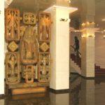 Ob-Ugriс Gods and Spirits sculptural alley