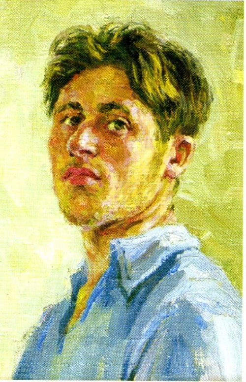 Self-portrait. 1949