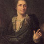 Vasily Ivanovich Bazhenov by I. Nekrasov