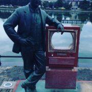 Vladimir Zworykin monument