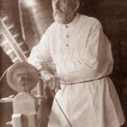 Tsiolkovsky at work