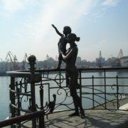 Odessa, motherhood