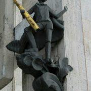 Pinocchio, favorite children's character