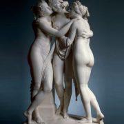 Antonio Canova. 1813-1816. Marble. 182 cm. Neoclassicism. Hermitage