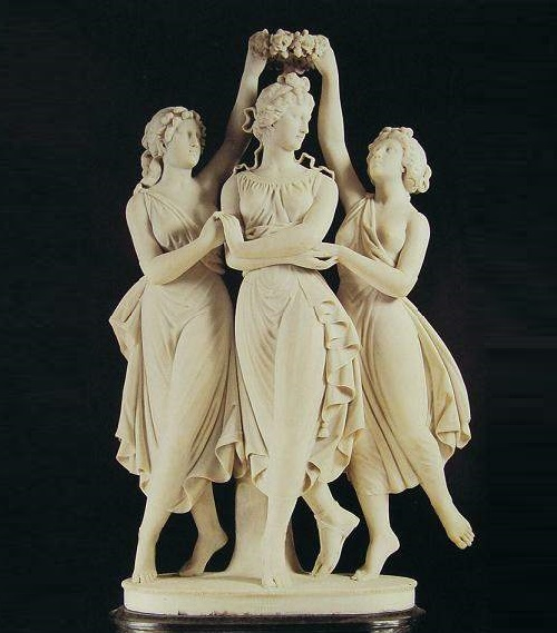 Frilli Antonio, Three Graces