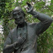 Khoja Nasriddin, monument in Bukhara