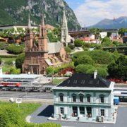 Miniatur Swiss park