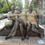 New York three graces
