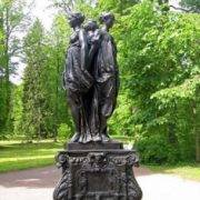 Pavlovsk (a copy of Canova's sculpture)
