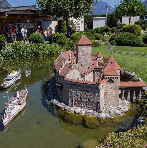 Swiss park of miniatures