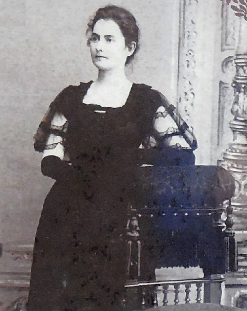 Wonderful woman Eleanor Pray