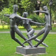 World of dance. Riga, Latvia