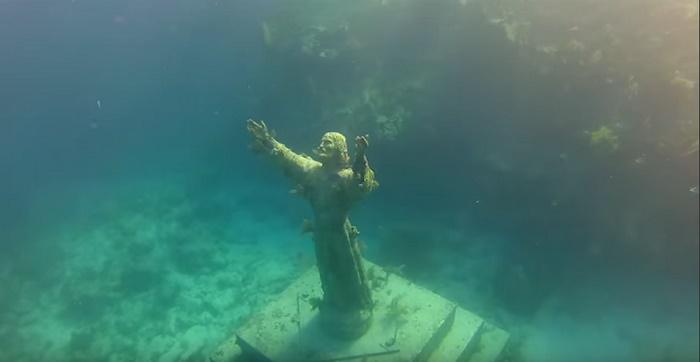 Christ monument