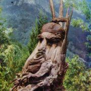 Giant's head