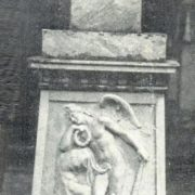 Headstone of M.I. Kozlovsky. 1803