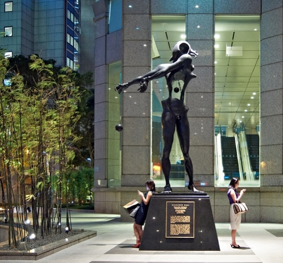 Singapore most notable monuments