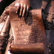 Rostov-on-Don monument to Elizabeth of Russia, detail